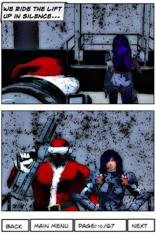 Xmas 2097 screenshot #5