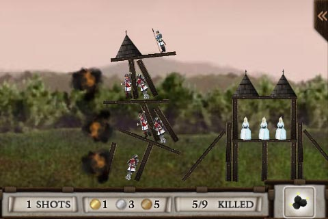 Crush the Castle Free screenshot #1