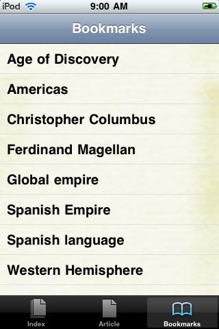 Spanish Empire Study Guide screenshot #3
