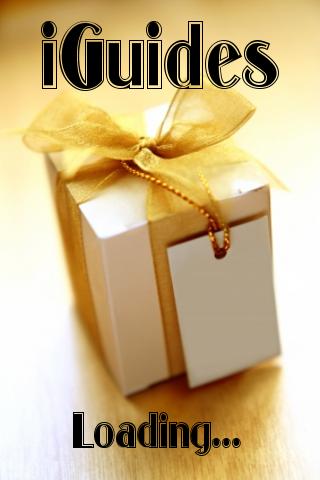 iGuides - Wedding Gift Etiquette screenshot #1