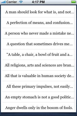 Best Albert Einstein Quotes screenshot #2
