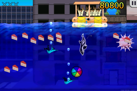 Dolphin Hero screenshot #2