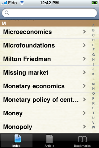 Microeconomcis Study Guide screenshot #2