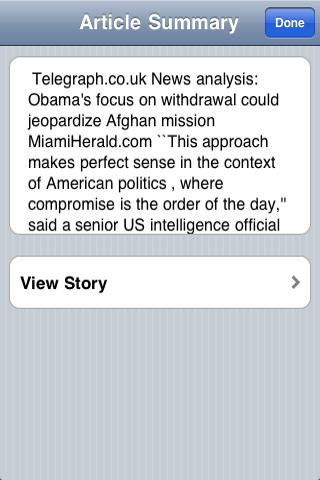Online Marketing News screenshot #3
