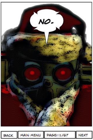 Xmas 2097 screenshot #1