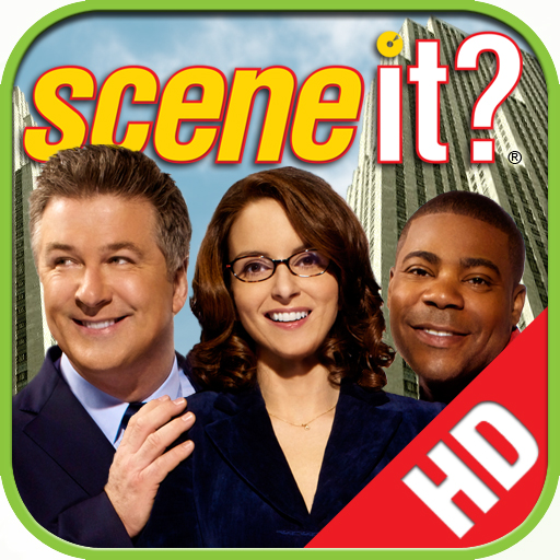 Scene It? 30 Rock HD