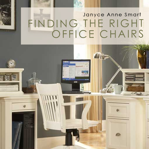 Finding The Right Office Chairs