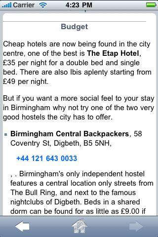 ProGuides - Birmingham screenshot #2