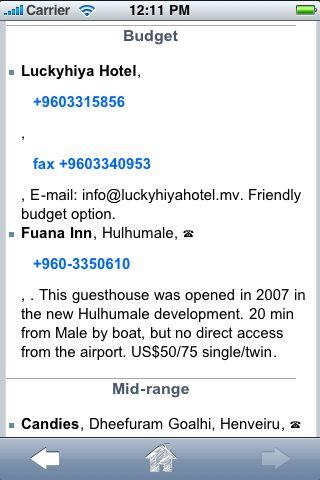ProGuides - Maldives screenshot #2