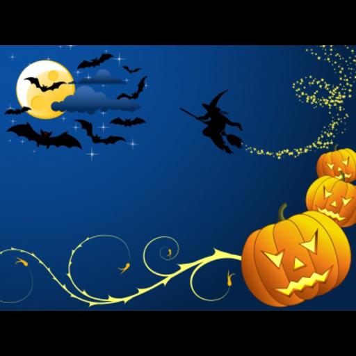 Happy Halloween Slide Puzzle