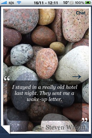 Humor Quotes screenshot #1