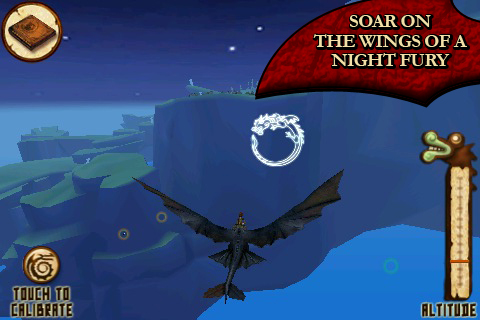 How to Train Your Dragon: Flight of the Night Fury FREE screenshot #1