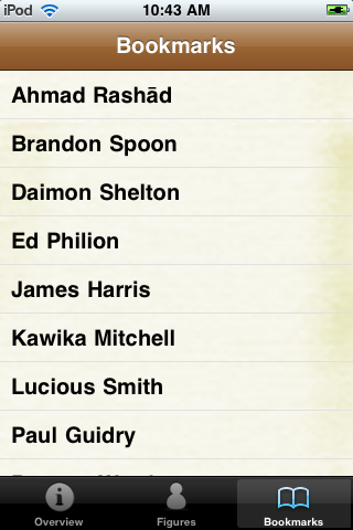All Time Buffalo Football Roster screenshot #4