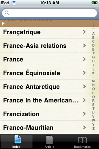 The French Empire Study Guide screenshot #2