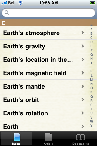 The Earth Study Guide screenshot #3