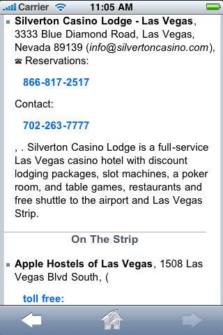 ProGuides - Las Vegas screenshot #2