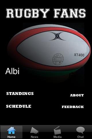 Rugby Fans - Albi screenshot #1