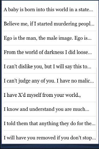 Charles Manson Quotes screenshot #3