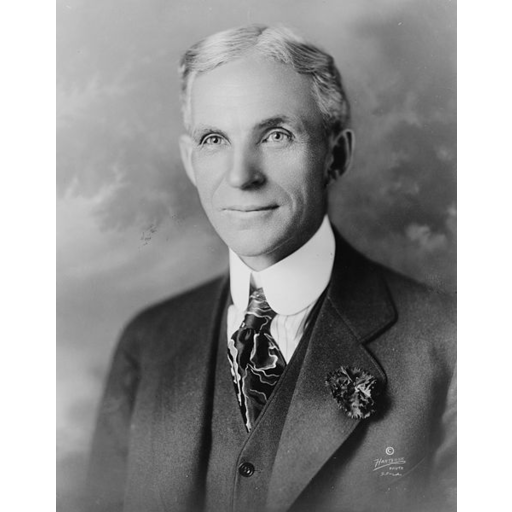 Henry Ford - Just the Facts