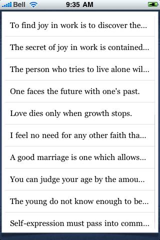 Pearl S. Buck Quotes screenshot #3