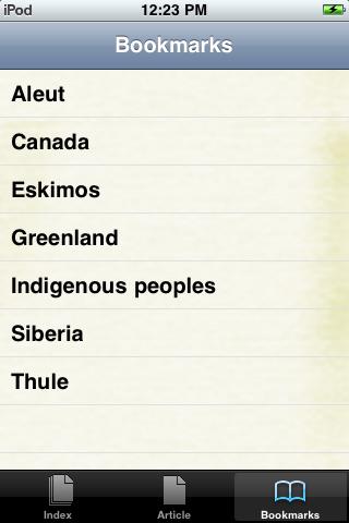Eskimos Study Guide screenshot #3
