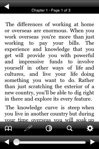 Your Martial Arts Handbook screenshot #2
