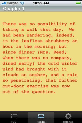 iReader - The Adventures of Sherlock Holmes screenshot #3