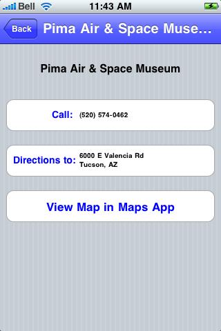 Tucson, Arizona Sights screenshot #3