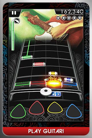 ROCK BAND FREE screenshot #3