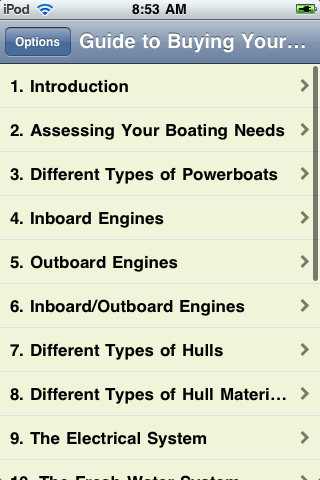 Guide to Buying Your First Powerboat screenshot #2