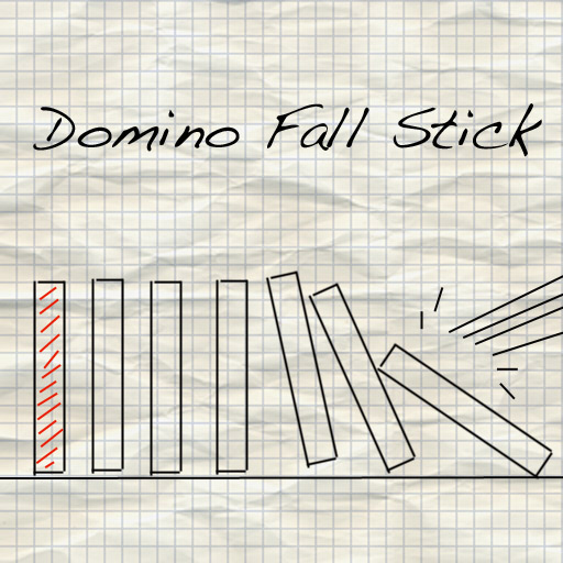 DominoFall Stick