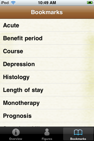 Medical Terminology Book screenshot #5