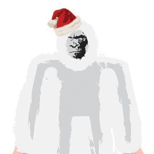 Christmas Yeti Snow Globe
