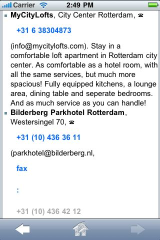 ProGuides - Rotterdam screenshot #2