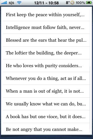 Thomas Kempis Quotes screenshot #2