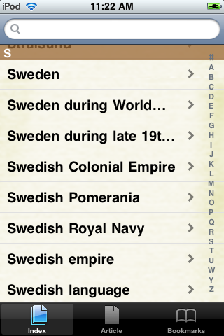 The Swedish Empire Study Guide screenshot #2