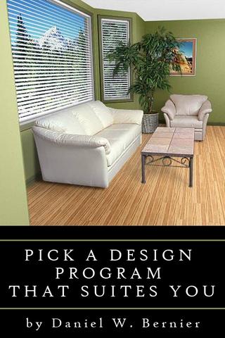 Pick A Design Program That Suites You screenshot #1
