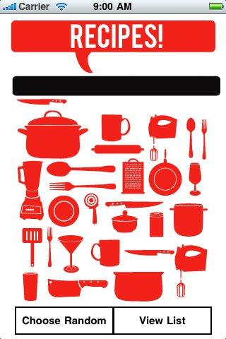 Baked Goods Recipes screenshot #1