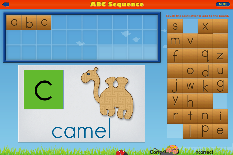 abc Sequence Lite Edition screenshot 1