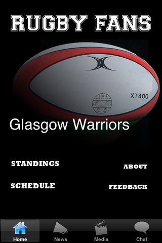 Rugby Fans - Glasgow WRS screenshot #1