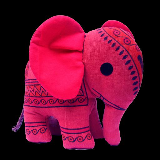 Baby Toy Elephant