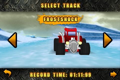 Burning Tires™ Free screenshot #4