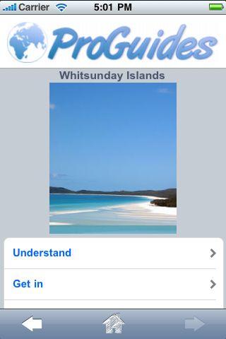 ProGuides - Great Barrier Reef screenshot #3
