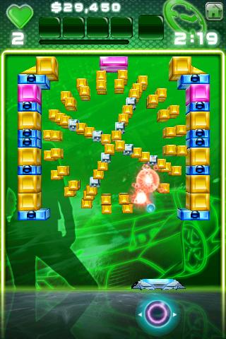 Block Breaker Deluxe 2 screenshot #2