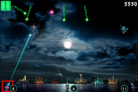 Missile Command Ultra screenshot #1