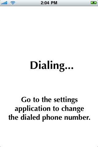 Dial My Daughter screenshot #1