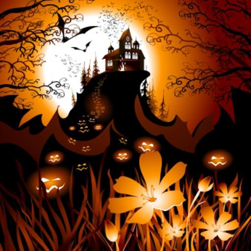 Spooky Halloween Snow Globe
