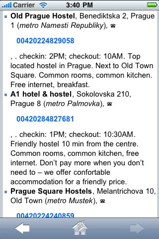 ProGuides - Czech Republic screenshot #2