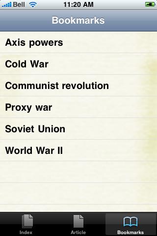 Cold War Study Guide screenshot #2