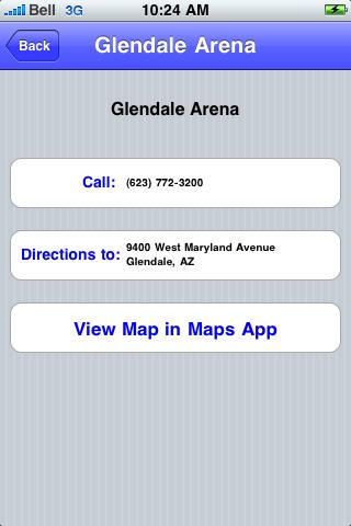 Glendale, Arizona Sights screenshot #3